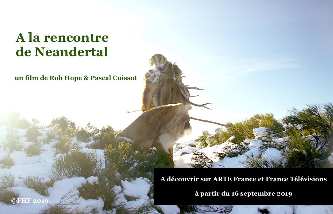 Nomade_Neandertal_contrejour - AFFICHE SORTIE